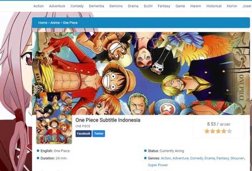 Cara Download Anime di Samehadaku via PC