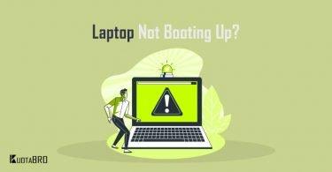 Cara Mengatasi Laptop Tidak Bisa Masuk Windows