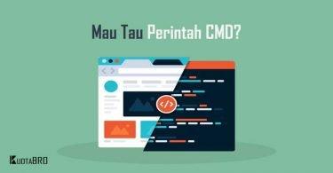 Cara Menggunakan CMD