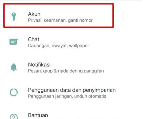 Cara Mengunci WhatsApp dengan Sensor Sidik Jari