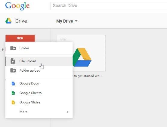 Cara Translate dengan Google Drive