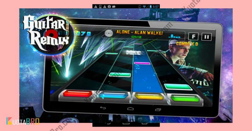 Guitar DJ Remix Hero