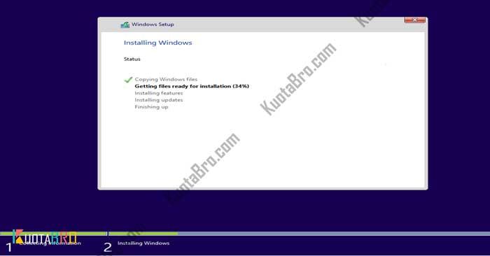 Install Ulang Windows