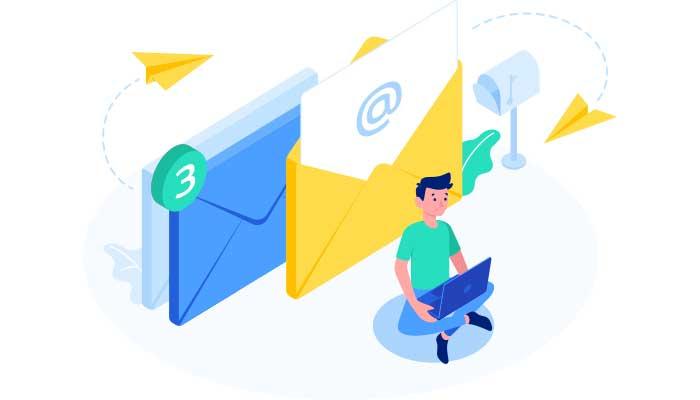 Komplain JNE melalui Email