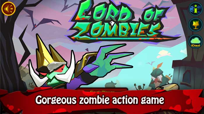 27 Game RPG Offline Android - Lord of Zombies