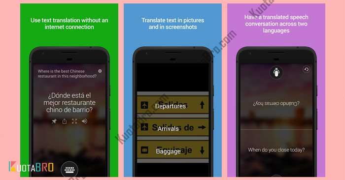 aplikasi translate terbaik untuk pc Microsoft Translator