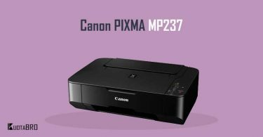 Review Canon MP237
