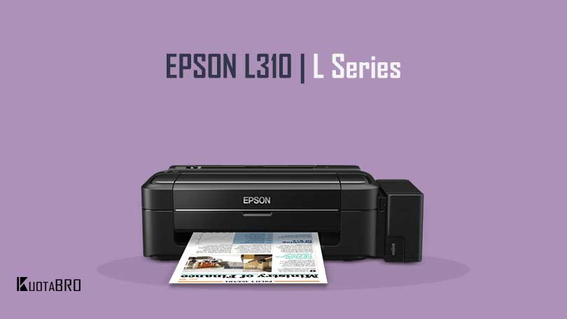 Review EPSON L310