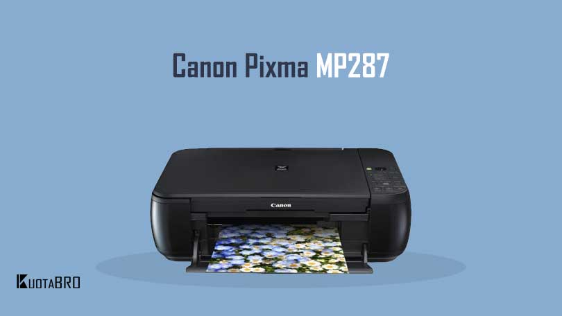 Review Canon MP287