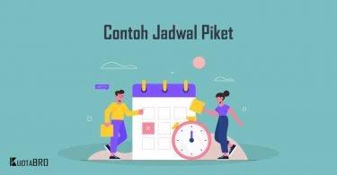 Cara Membuat Jadwal Piket