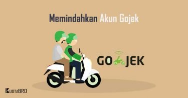 Cara Memindahkan Akun Gojek