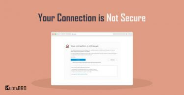 Cara Mengatasi Your Connection is Not Secure