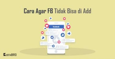 Cara Menghilangkan Tombol Add Friend di Facebook