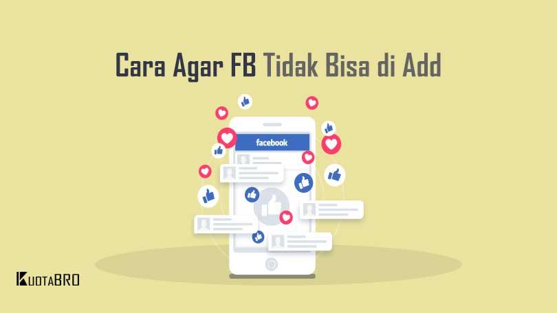 Cara Menghilangkan Tombol Add Friend di Facebook