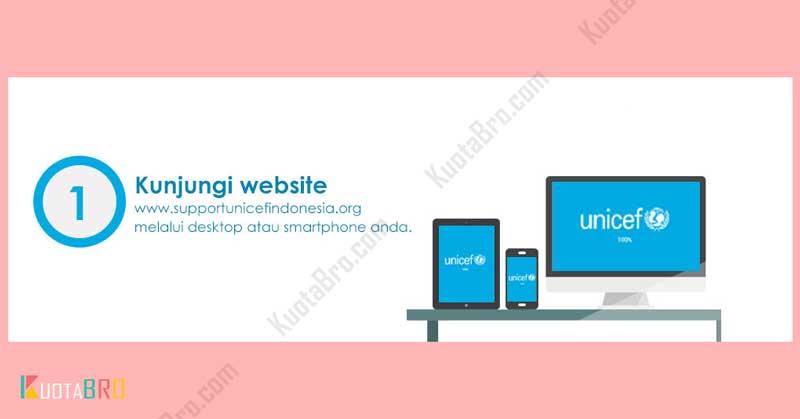 Kunjungi Website UNICEF