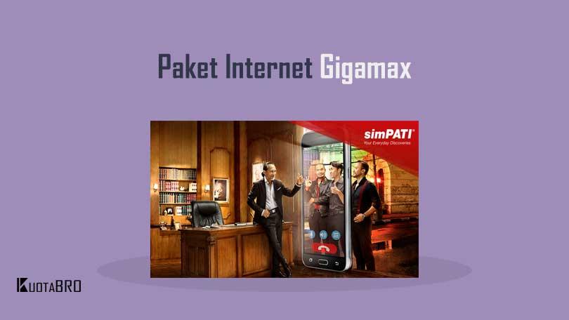 Paket Gigamax