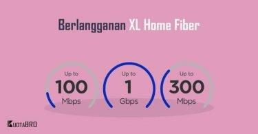 Paket XL Home Fiber