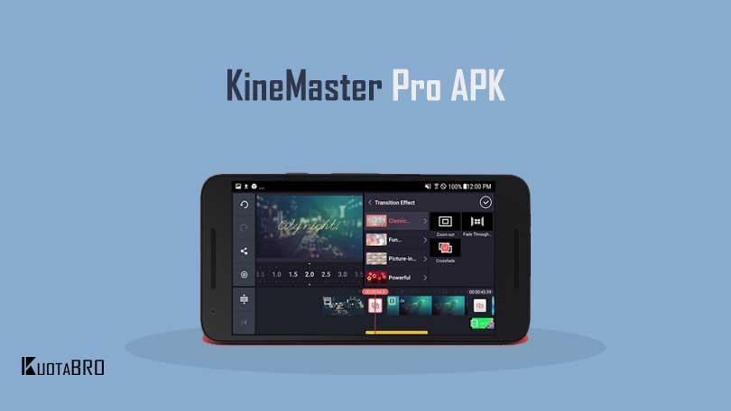 Download KineMaster Pro APK