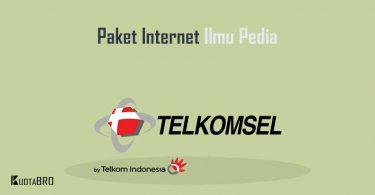 Paket Internet Ilmupedia dan Cakap Telkomsel