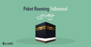 Paket Roaming Telkomsel Murah