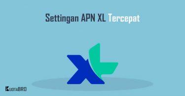 setting APN XL tercepat