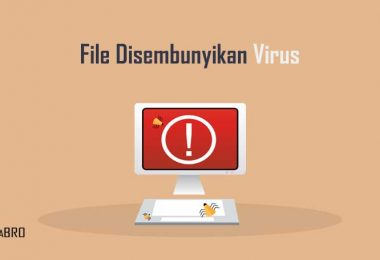 Cara Memunculkan File yang Disembunyikan Virus