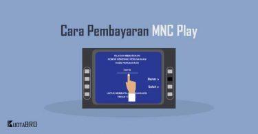 Cara Membayar Tagihan MNC Play