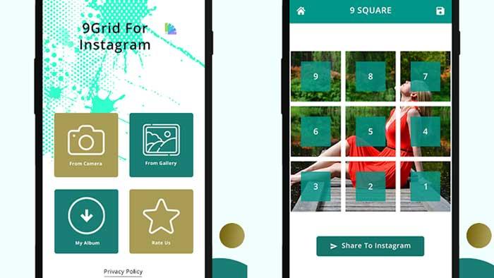 Cara Membuat Feed Instagram Nyambung dengan 9 Grid