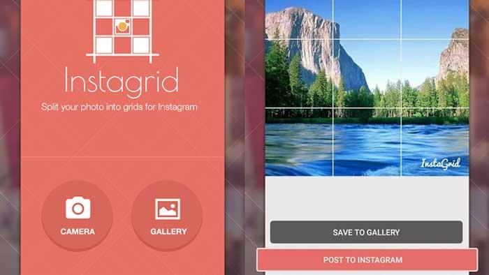 Cara Membuat Feed Instagram Nyambung dengan Photo Grid
