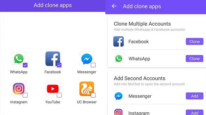 Cara Menggunakan 2 WhatsApp dengan MoChat