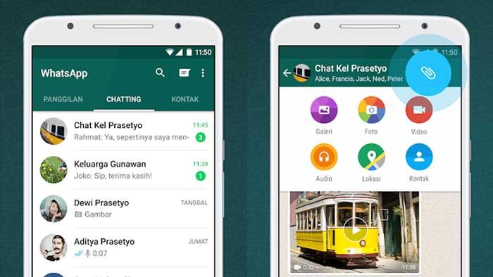Cara Menggunakan 2 WhatsApp dengan WA Clone
