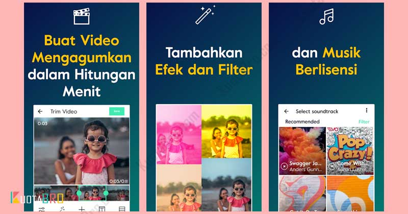 Magisto Editor Video dan Pembuat Presentasi