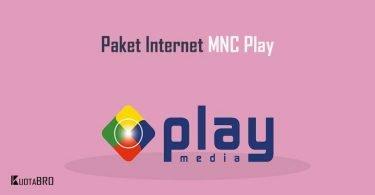 Paket Internet MNC Play