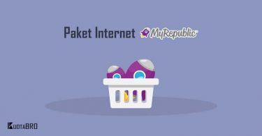 Paket Internet MyRepublic