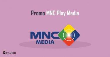 Promo Paket Internet MNC Play Media