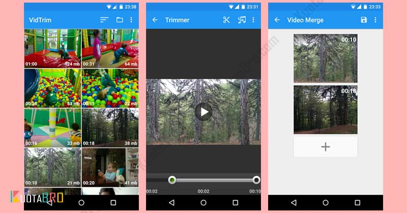 VidTrim - Video Editor