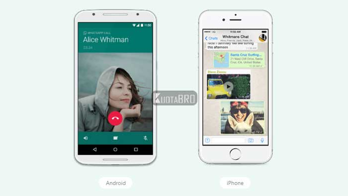 Cara Memperbarui WhatsApp melalui Website Resmi