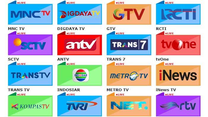 Cara Nonton TV di Laptop dengan iTV Online