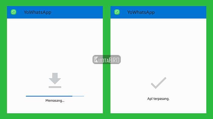 Install WhatsApp MOD