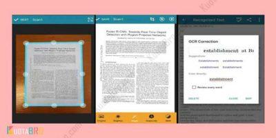 10 Aplikasi Scanner Android Terbaik yang Pernah Kami Coba