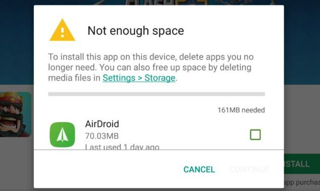 cara untuk mengatasi aplikasi tidak terpasang