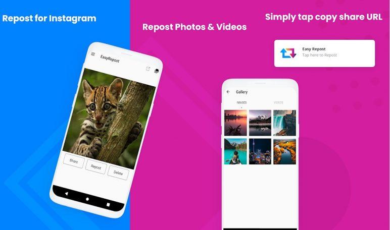 Cara Repost Instagram Memakai Aplikasi Easy Repost