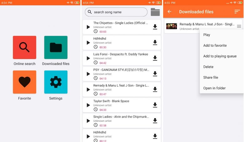 Link Download Lagu Mp3 aplikasi download lagu mp3
