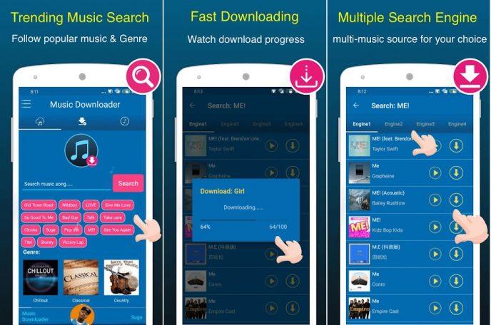 download Free Music Downloader & Mp3 Music Download aplikasi download lagu mp3