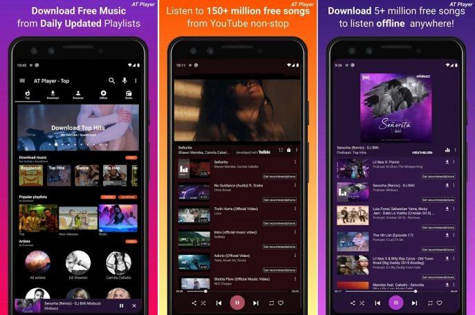 Download Free Music Downloader aplikasi download lagu mp3