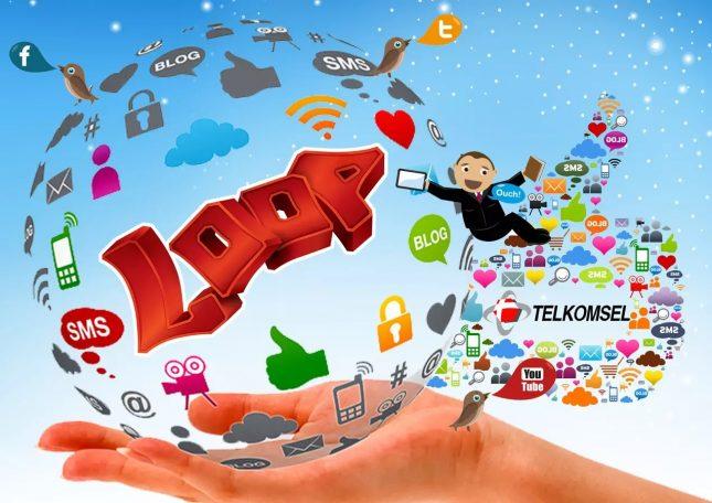 Daftar Harga Paket Internet SimPATI LOOP - Daftar Harga Paket Internet SimPATI LOOP