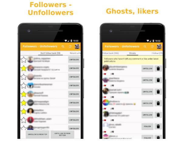 Aplikasi Penambah Followers Gratis - follower unfollow img
