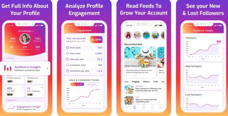 Aplikasi Penambah Followers Gratis - imetric img