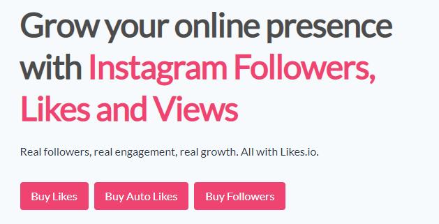 Aplikasi Penambah Followers Gratis - likesio img