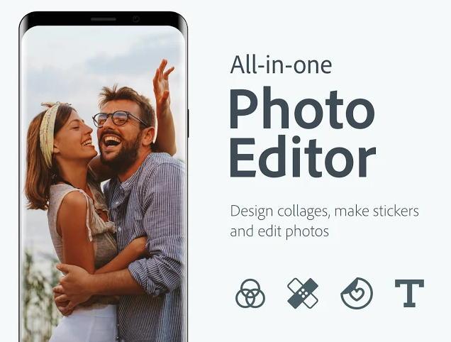 Aplikasi Edit Foto Terbaik Android - Adobe Photoshop Express img